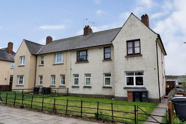 Thumbnail Flat to rent in Kirkhill Road, Torry, Aberdeen