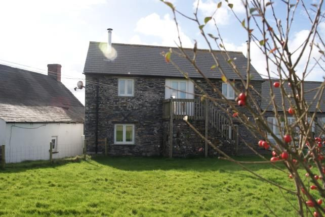Thumbnail Barn conversion for sale in Whitecross, Wadebridge, Cornwall