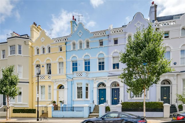 Thumbnail Terraced house for sale in Lansdowne Road, London