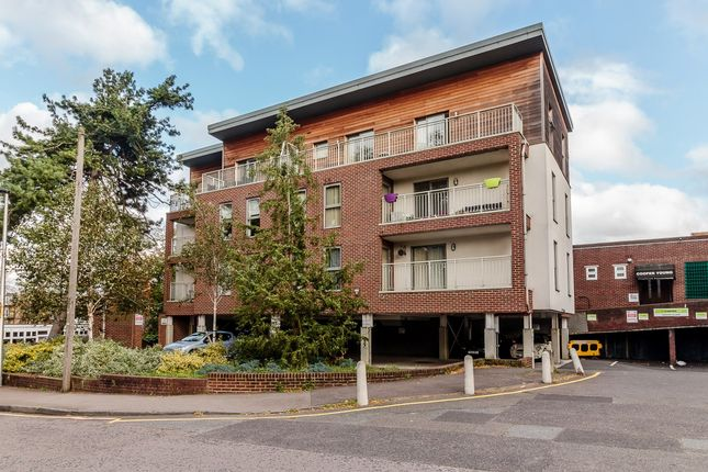 Thumbnail Flat for sale in Maple Top Court, Woodford Green, London