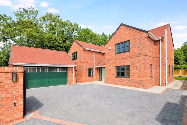Thumbnail Detached house for sale in Tarporley Business Centre, Nantwich Road, Tarporley