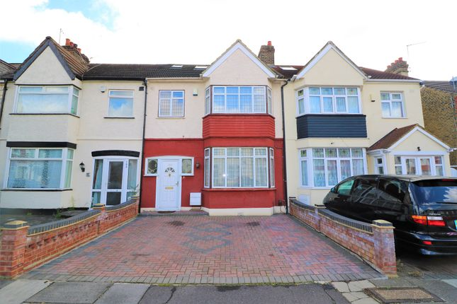 Thumbnail Terraced house for sale in Cambridge Road, Ilford