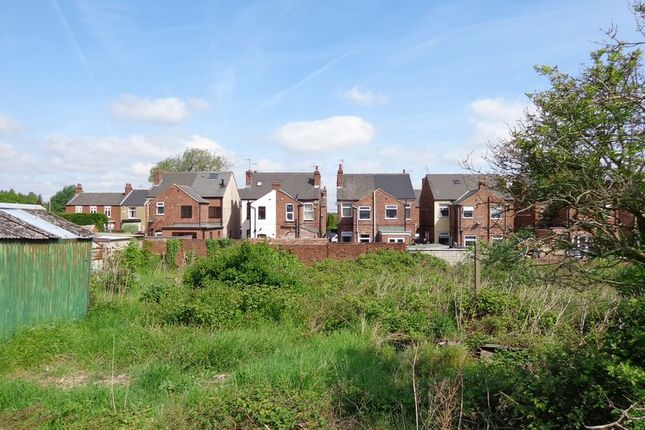Land for sale in Land Off Victoria Avenue, Staveley, Chesterfield
