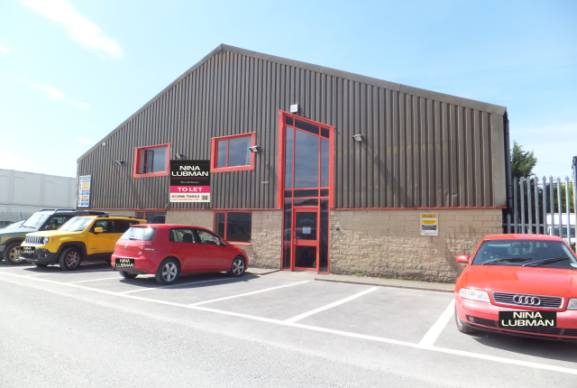 Thumbnail Industrial to let in Hardwick Street, High Peak