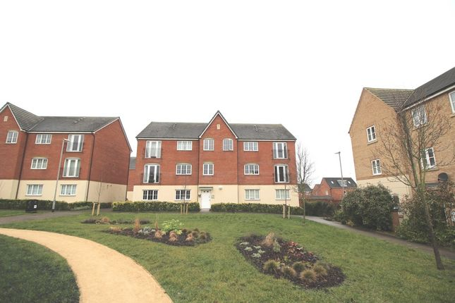 Thumbnail Flat to rent in Wessington Court, Grantham
