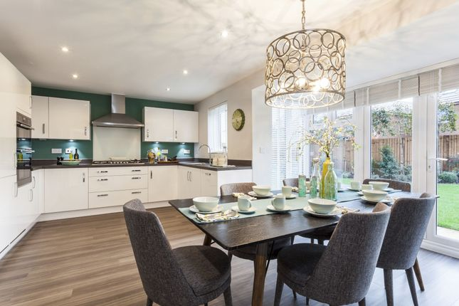 "Thumbnail Detached house for sale in ""Westbury"" at St. Lukes Road, Doseley, Telford"