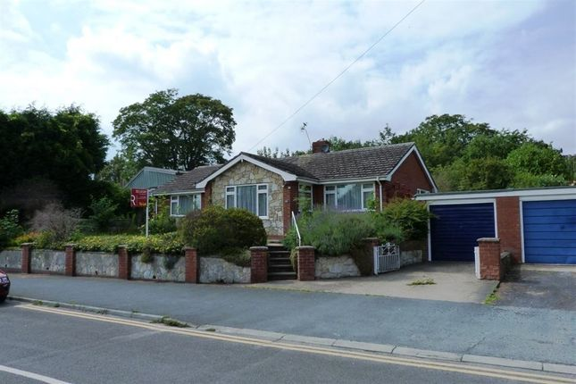 Thumbnail Bungalow to rent in Drawwell Lane, Wem, Shropshire