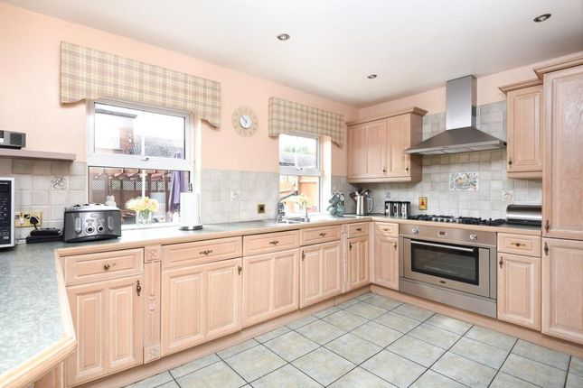 Thumbnail Detached house for sale in Page Turner Court, Ambrosden