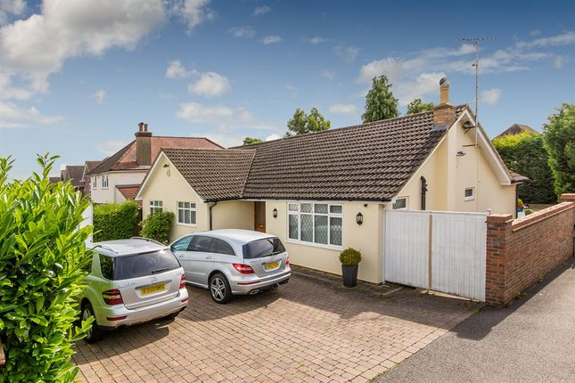 Thumbnail Bungalow for sale in Penn Road, Park Street, St. Albans