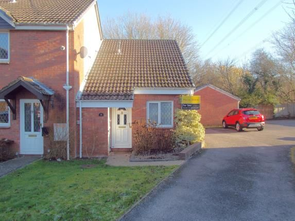 Thumbnail End terrace house for sale in Chandler's Ford, Eastleigh, Hampshire