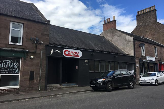 Thumbnail Leisure/hospitality for sale in 89-91 North Street, Forfar, Angus