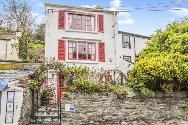 Thumbnail 1 bed semi-detached house for sale in Polperro, Looe, Cornwall
