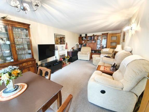 Lounge of Brook Court, Bradley Stoke, Bristol, Gloucestershire BS32
