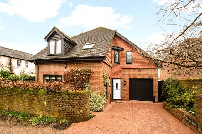 Thumbnail Detached house for sale in Orchard House Lane, Holywell Hill, St Albans, Hertfordshire