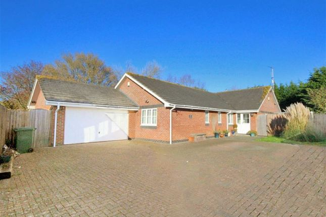 Thumbnail Detached bungalow for sale in Luckett Way, Calne, Wiltshire