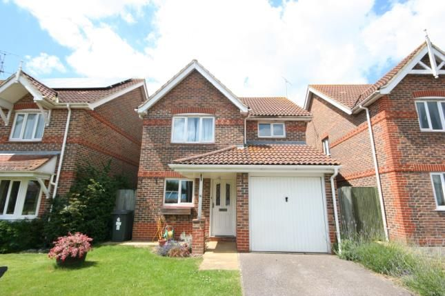Thumbnail Detached house for sale in Castle Bolton, Eastbourne, East Sussex