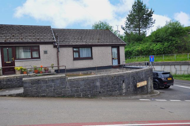 Thumbnail Semi-detached bungalow for sale in Ty Twt, Babell Road, Pensarn, Carmarthen