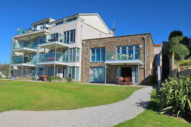 Thumbnail Flat for sale in Alexandra Road, Newquay