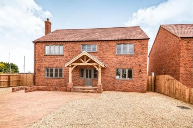 Thumbnail Detached house for sale in Barroway Drove, Norfolk