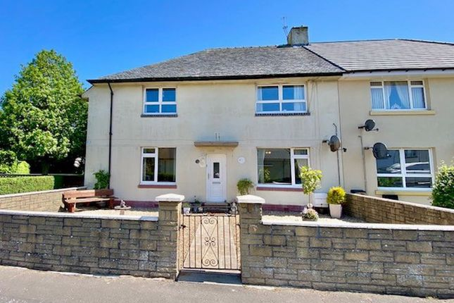 Thumbnail Flat for sale in Clune Drive, Prestwick