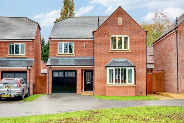 Thumbnail Detached house for sale in Kings Gate, Kings Norton, Birmingham