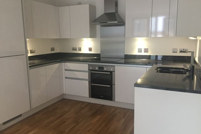 Thumbnail Flat to rent in Copperwood Pl, Greenwich