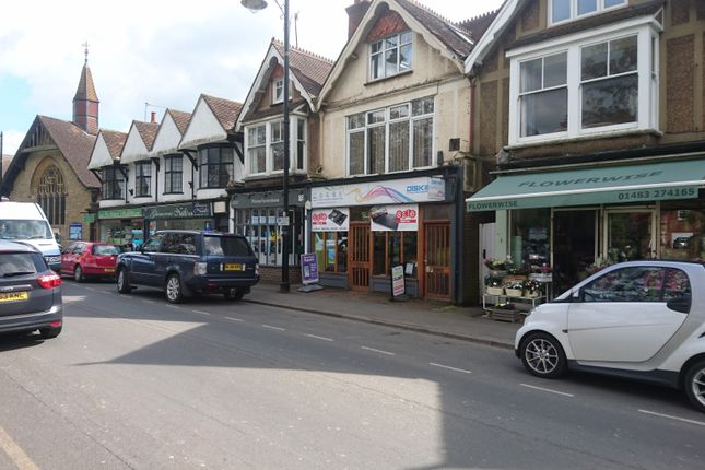 Thumbnail Retail premises for sale in High Street, Cranleigh