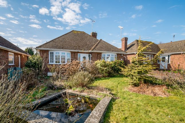 Thumbnail Detached bungalow for sale in Harvey Road, Willesborough, Ashford