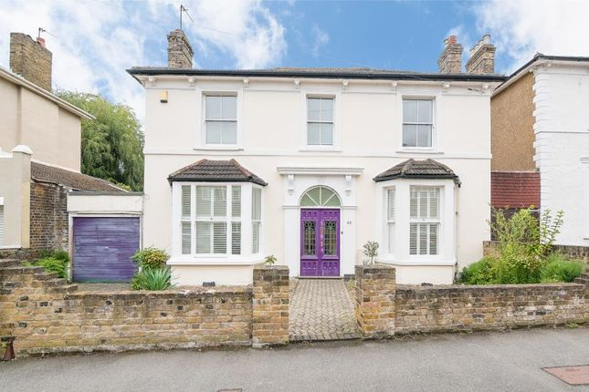 Thumbnail Detached house for sale in Grove Crescent, Kingston Upon Thames
