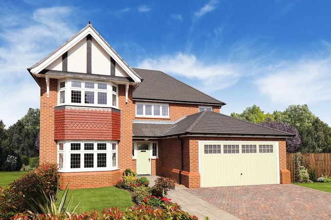 "Thumbnail Detached house for sale in ""Henley"" at Chester Lane, Saighton, Chester"