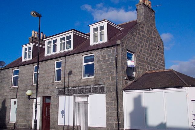 Thumbnail Flat for sale in Donside Road, Alford