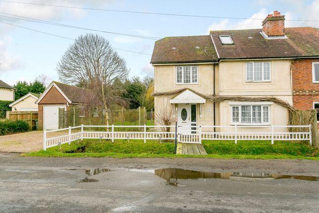 4 bed semi-detached house for sale in Revellers Corner Cottages, Tonbridge, Kent