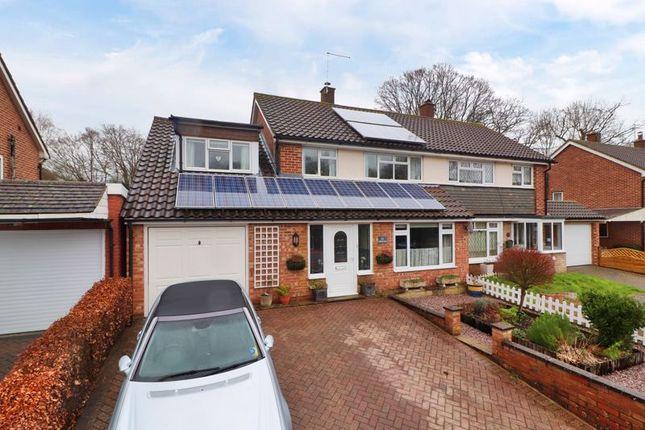 Thumbnail Semi-detached house for sale in Ridge Way, Edenbridge