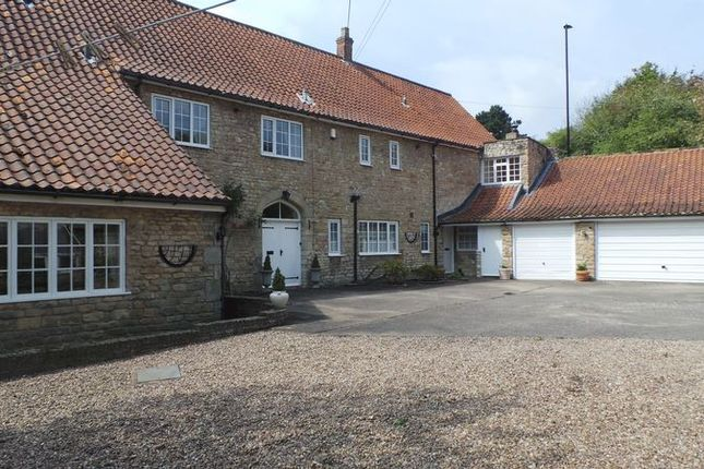 Thumbnail Detached house for sale in Rotherham Road, Tickhill, Doncaster