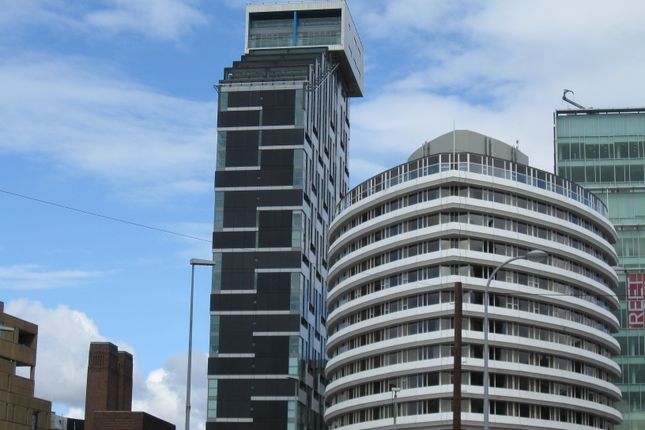 External of Unity Building, 3 Rumford Place, Liverpool L3