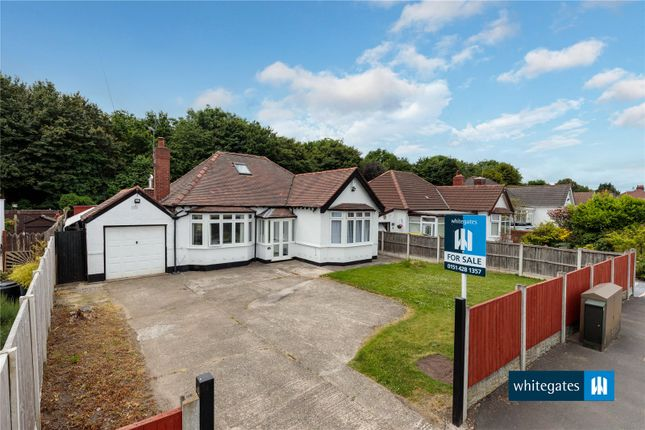 Thumbnail Bungalow for sale in Higher Road, Liverpool