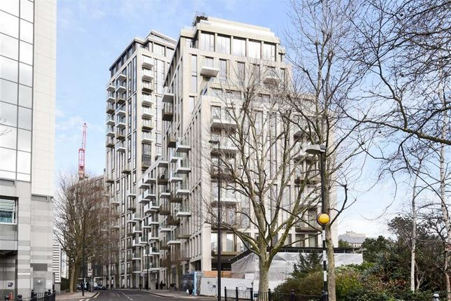 Thumbnail Flat for sale in Vaughan Way, London