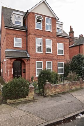 Thumbnail Flat to rent in Marlborough Road, Ipswich