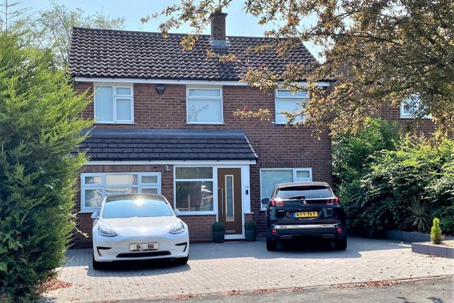 4 bed detached house for sale in Dean Drive, Wilmslow SK9