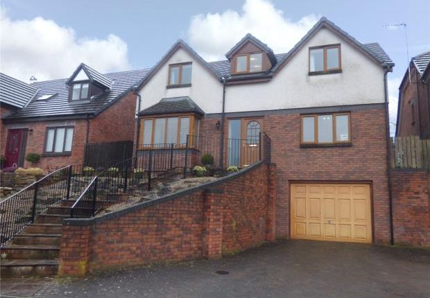Thumbnail Detached house for sale in Carleton Hall Gardens, Penrith, Cumbria