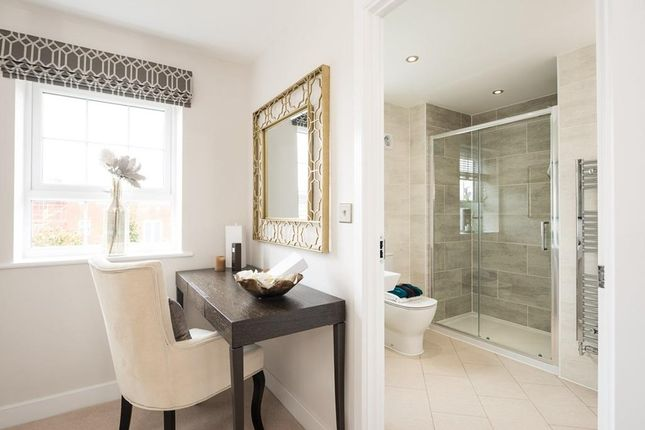 "Master En Suite of ""Lichfield"" at ""Lichfield"" At Kensey Road, Mickleover, Derby DE3"
