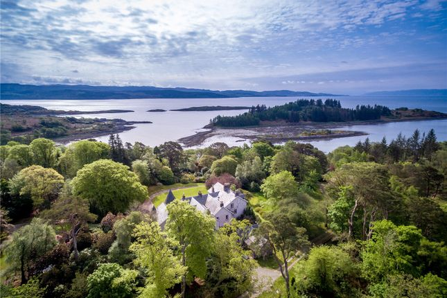 Thumbnail 9 bed detached house for sale in Castleton House, Castleton, Lochgilphead, Argyll