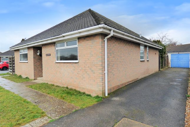 Thumbnail Detached bungalow to rent in Westlands, Rustington, Littlehampton