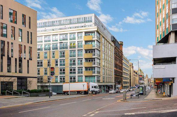 Thumbnail Flat to rent in George Street, Merchant City, Glasgow