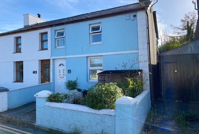 Thumbnail Cottage for sale in Bryn Eglwys, Cross Inn, New Quay
