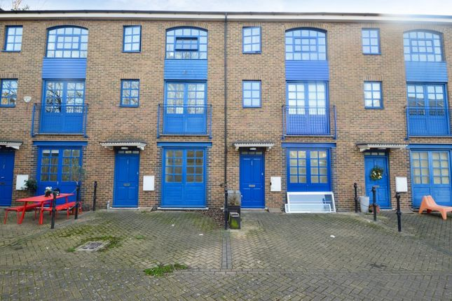 Thumbnail Town house for sale in Hatcham Park Mews, London