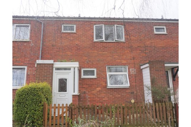 Front View of Kempsey Close, Redditch B98