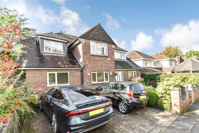 Thumbnail Detached house for sale in Oakwell Drive, Salford