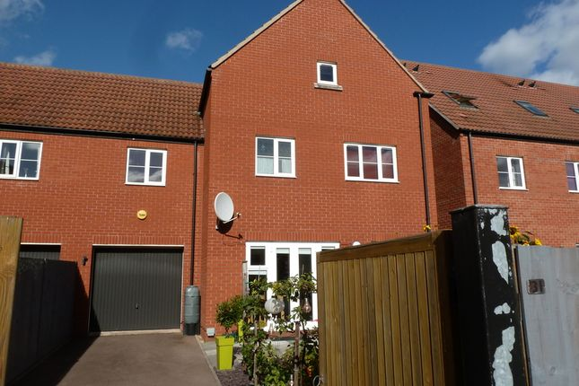 Thumbnail Link-detached house for sale in Marlstone Drive, Churchdown, Gloucester