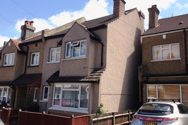 Thumbnail Terraced house to rent in Elm Road, Purley